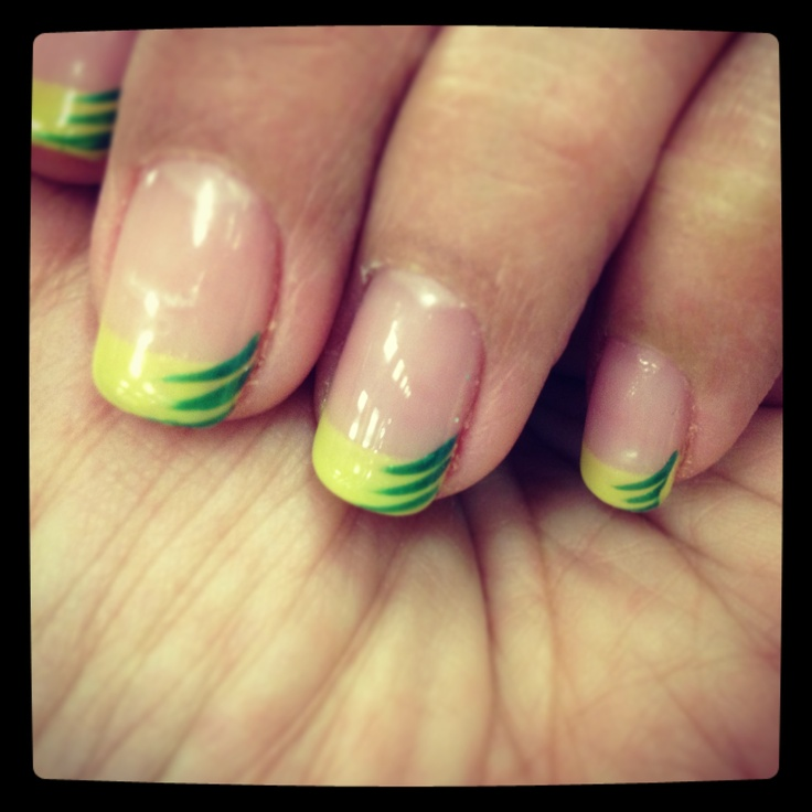 Packer nails jan 2012