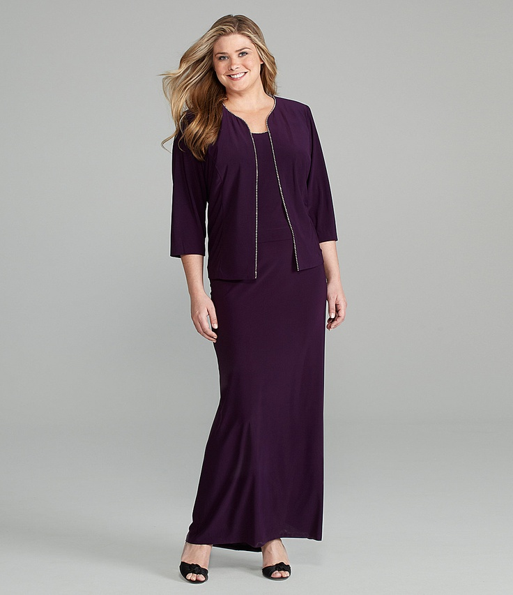 Alex Evenings Woman Jacket Dress | Dillards.com