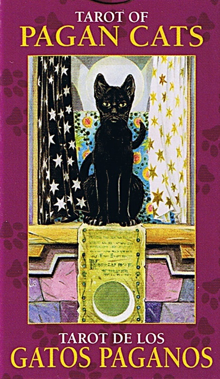 45 Best Tarot Of Pagan Cats Images On Pinterest