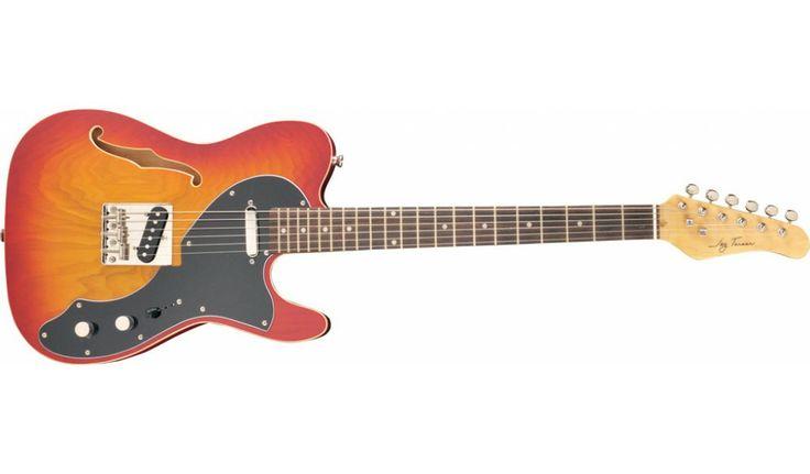 jay turser electric guitar prices jay turser jt ltcrusdlx ans electric guitar rockscenes. Black Bedroom Furniture Sets. Home Design Ideas