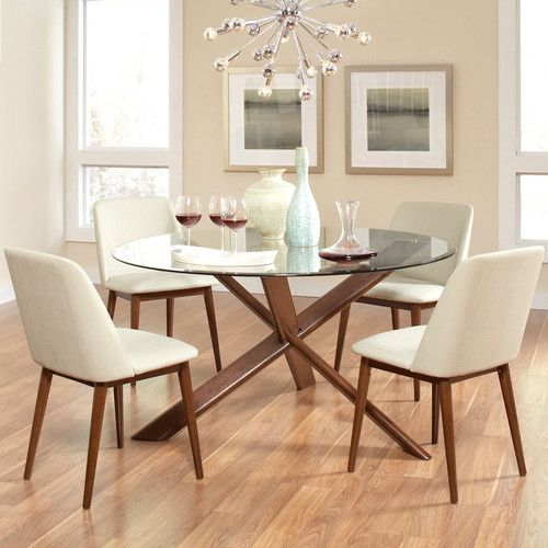 Best 25 Glass Dining Set Ideas On Pinterest  Glass Dinning Room Custom Glass Dining Room Set Inspiration Design