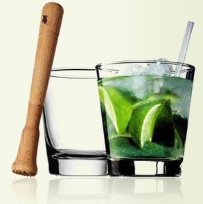 Caipirinha  - brazilian national drink