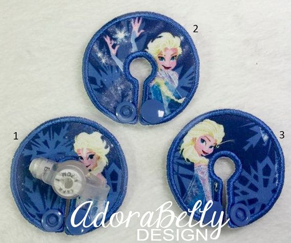 G Tube Pads Gtube Covers Elsa are $4 each. Children and adults alike who have g-tube, j-tube or other medical assistance deserve to feel special...because they are! Our mission is to make every belly adorable by creating fun, functional and fashionable G/J-tube covers. Our designs and top-of-the-line quality ensure long-lasting use and our adorable designs ensure smiles; because we put the fun into functional - our covers help to reduce granulation tissue and skin irritation. Our feeding…
