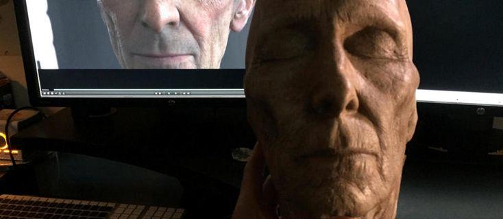 Le Grand Moff Tarkin a pu être ressuscité à partir d'un moulage du visage de Peter Crushing (l'interprète original décédé en 1994), découvert dans les archives de Lucasfilm.