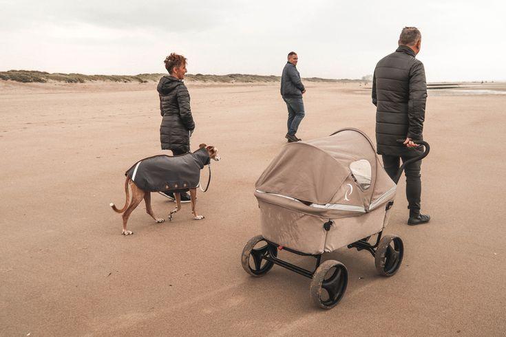 Strand Kinderwagen