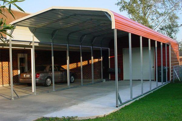 Metal Carports Combos In 2020 Metal Carports Carport Garage