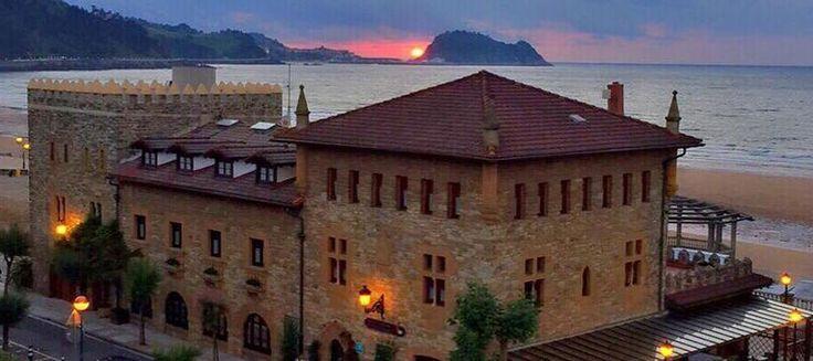 HOTEL KA **** (Zarautz). Implantación de PMS para el Hotel Ka . El Hotel Restaurante Karlos Arguiñano cuenta con una categoría de cuatro estrellas y está ubicado en un antiguo palacete en la misma playa de Zarautz, cerca de Donostia-San Sebastián y del aeropuerto de Bilbao. mostrar menos