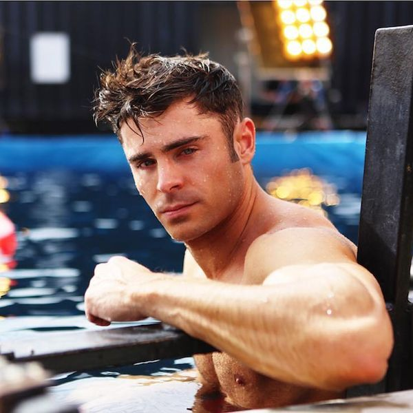 Zac Efron Is Bringing His Chiseled Good Looks To The Modeling World - http://oceanup.com/2016/12/19/zac-efron-is-bringing-his-chiseled-good-looks-to-the-modeling-world/
