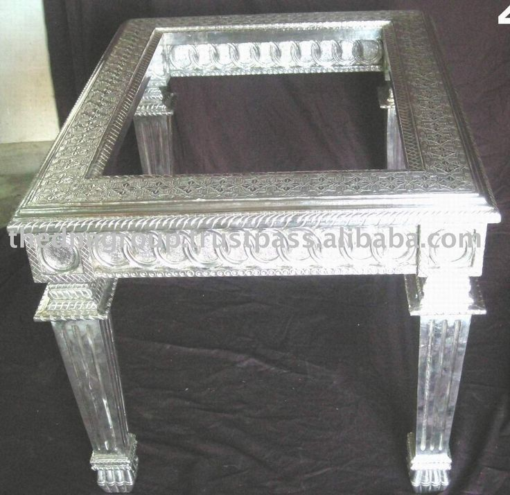 Antique Silver table   Living Room Color Board   Pinterest   Antique silver   Silver table. Antique Silver Furniture   Antique Furniture