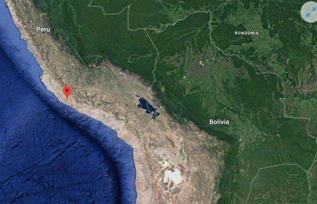 Internacionales | Terremoto en Perú: al menos dos muertos y 65 heridos  Imagen: WEB  El sismo de magnitud 68 en la escala de Richter sacudió a la región de Arequipa.  Al menos dos personas murieron y otras 65 fueron heridas a causa del sismo de magnitud 68 en la escala de Richter que sacudió hoy a la región de Arequipa en el sur de Perú informaron fuentes oficiales.  El jefe de la Defensa Civil peruana Jorge Chávez declaró a la emisora RPP Noticias que los fallecidos se registraron en las…