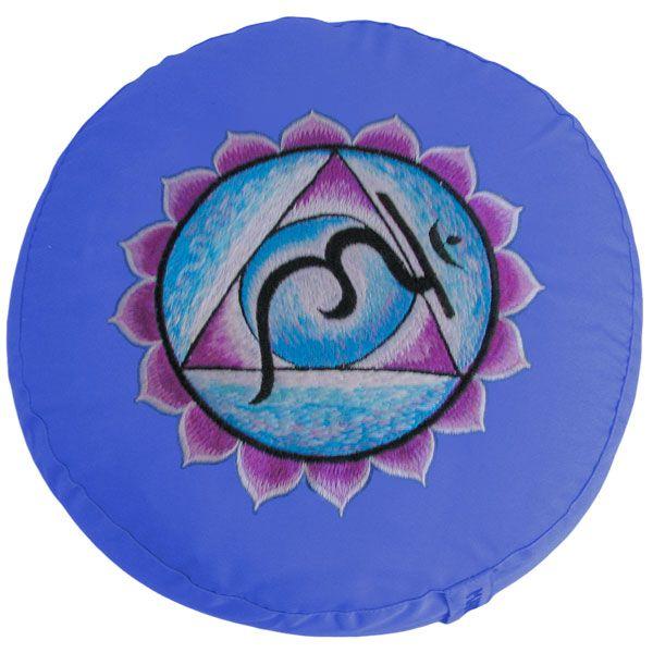 Yogakissen Chakra YogiChakra 5 Visuddha günstig kaufen