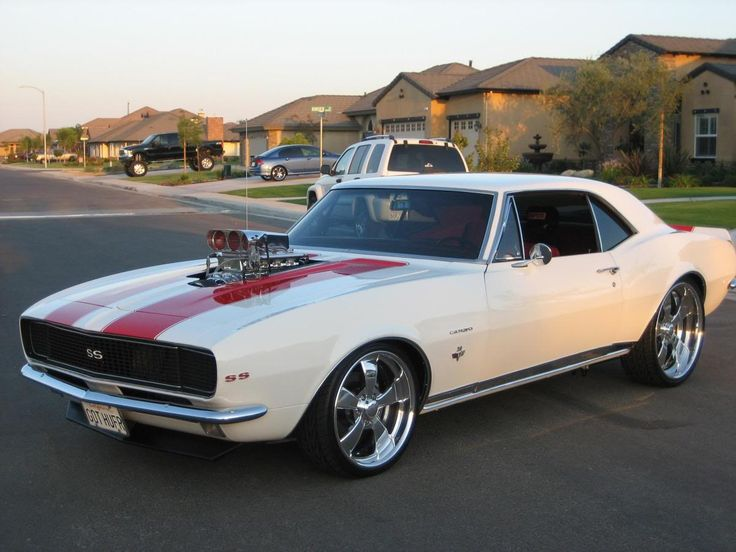 367 Best 67 68 Camaros Images On Pinterest Chevy