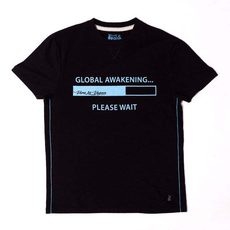 Global Awakening Men's Tee – Viva La Vegan