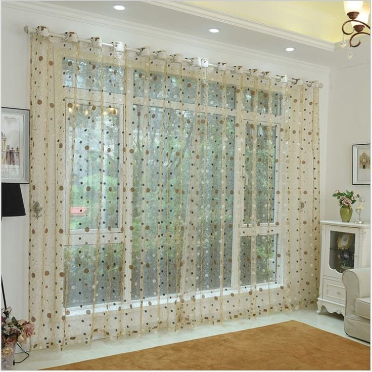 Marseille Sheer Curtains