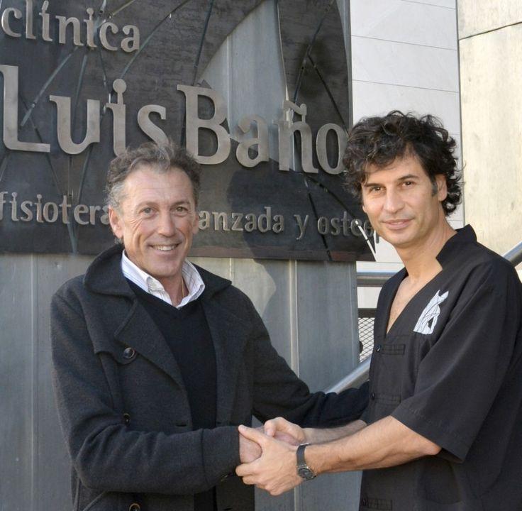 Luis Baños patrocinará a campeón de España de ciclismo en ruta Mario Fernández