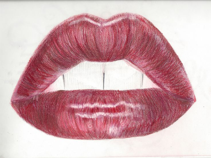 How to Draw Lips  Drawing Tips - YouTube