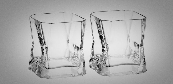 Vasos de Whisky de Blade Runner http://www.cosasparatios.com/2013/07/10/vasos-de-whisky-de-blade-runner/ #Whisky #BladeRunner