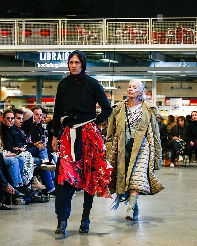 """Vetements is done with fashion shows (for now). """"I got bored"""" said Demna Gvasalia. """"I think it needs to enter a new chapter. Fashion shows are not the best tool. We did the show in the sex club the restaurant the church. We brought forward the season we showed mens and womens together. Its become repetitive and exhausting. We will do something when theres the time and the need for it. It will be more like a surprise."""" Tap the link in our bio to read the full interview.  via VOGUE MAGAZINE…"""
