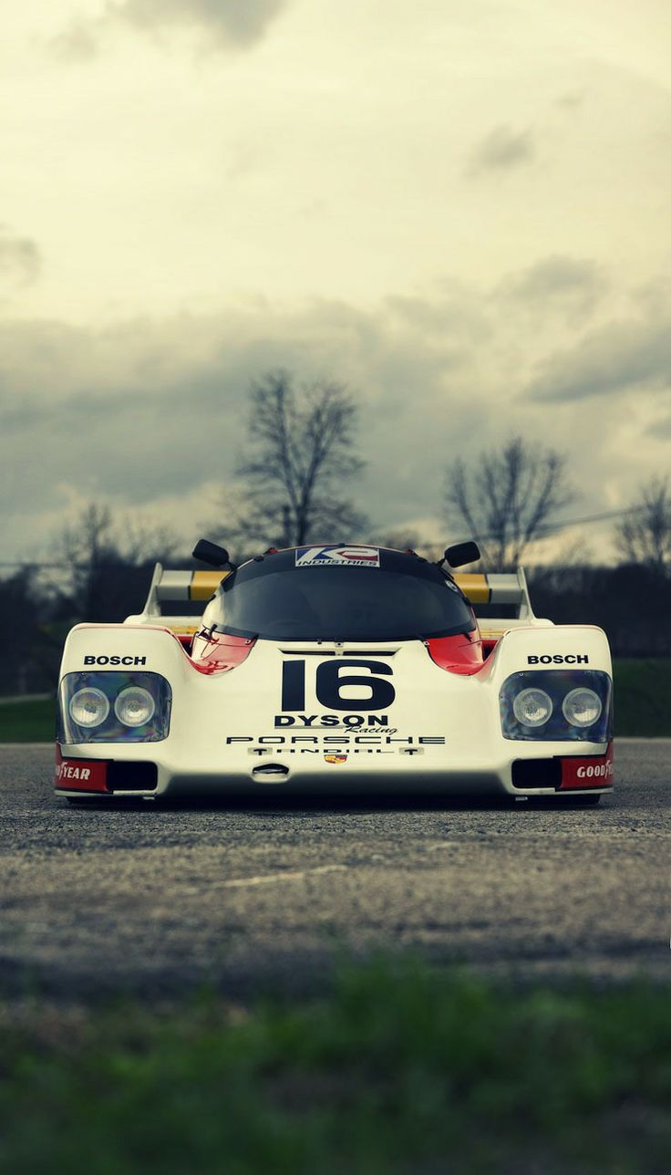 1986 porsche 962 race car to be auctioned in monterey