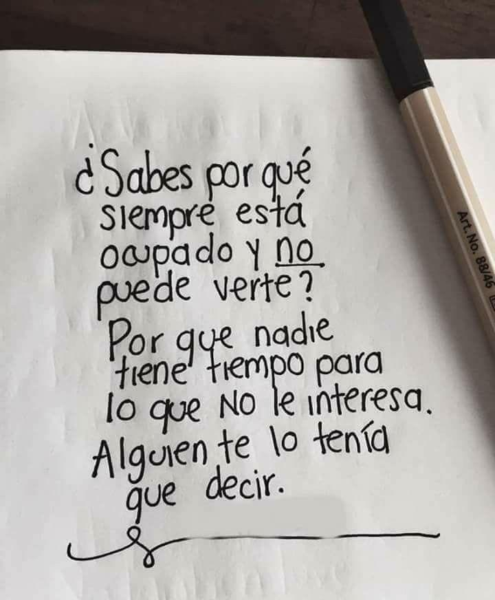 Una cruda verdad ...... #AlguienTeLoTeniaQueDecir #Frases #NoLeImportas #Desamor