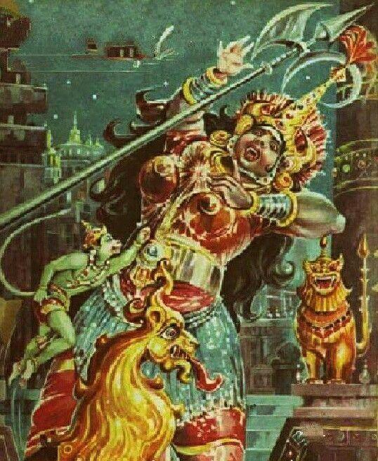 Hanuman defeat Sri Lanka gatekeeper