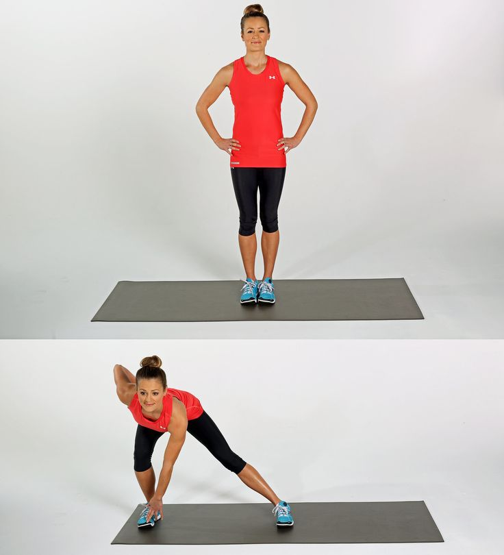 5 minute thigh workout