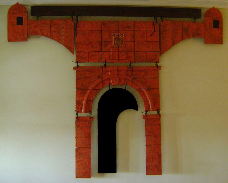 Fortaleza de S. Miguel  157 x 121 cm