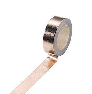 Rose Gold washi tape by TaylorsworldHandmade on Etsy
