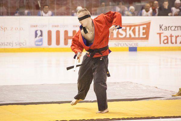 Hokej z Gwiazdami 2017 #martialarts