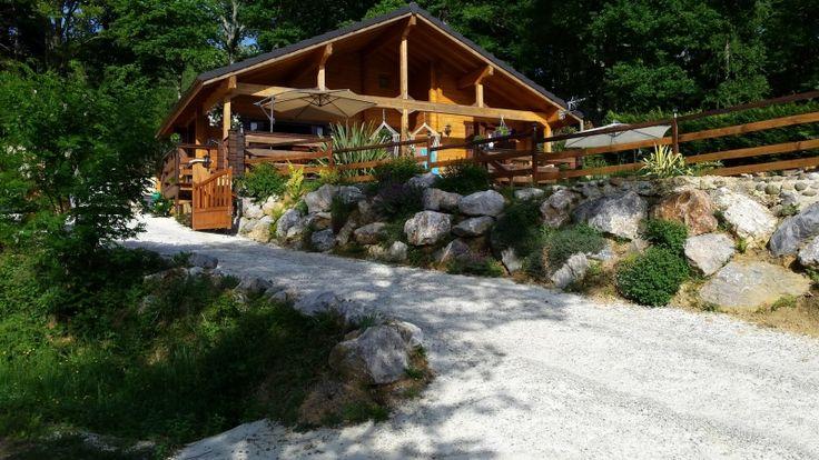 Location Vacances Chalet bois