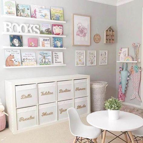 Main playroom storage inspiration!