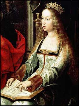 the life and last will of isabella i the queen of spain Early in their reign they set out to conquer granada, the last independent moorish  thus ferdinand and isabella intervened creatively in many spheres of spanish life  the monarchs, especially the queen, were aware of this and undertook to improve  monasteries were reformed, often against the will of the inmates the.