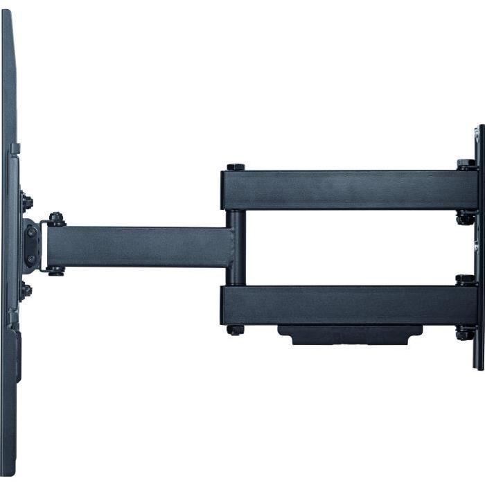 FIXATION - SUPPORT TV THOMSON WAB2565 Support mural inclinable et orientable pour TV de 58 à 142cm - VESA 400x400 - 2 Bras