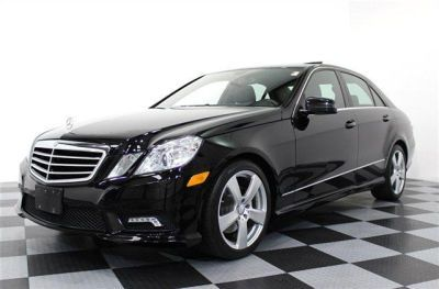 2011 Mercedes e350 4Matic