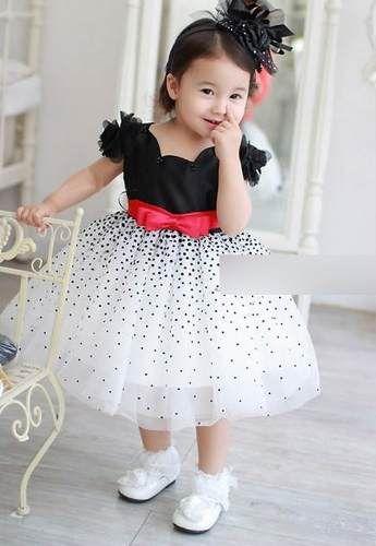 Vestido De Festa Lindíssimo Saia De Tule Infantil 1-4 Anos