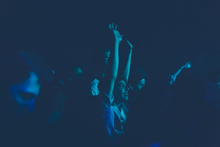 Hard Club Porto - NEO POP Electronic Music Festival NEO POP / Lyft Creative Studio - Álvaro Martino - Photographer and Graphic Designer