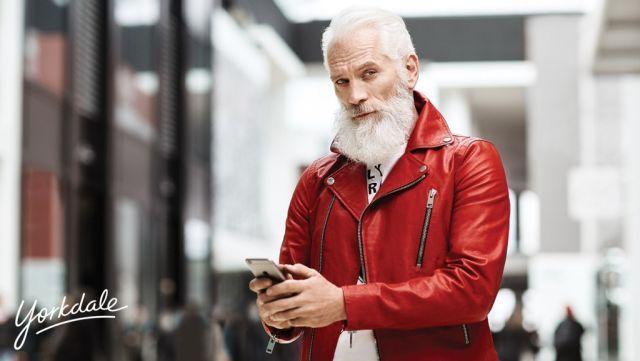 Yes, Fashion Santa Is a Thing  - TownandCountryMag.com