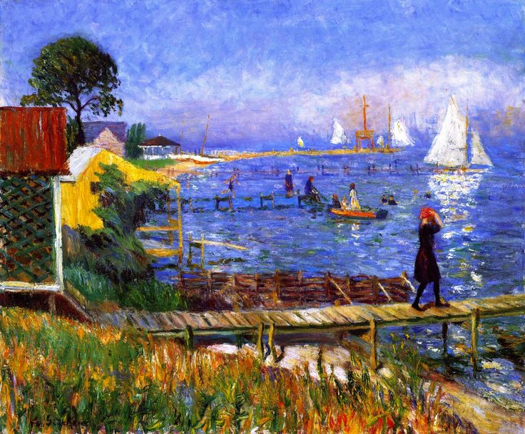 17 best images about william james glackens on pinterest for Design your own bathers