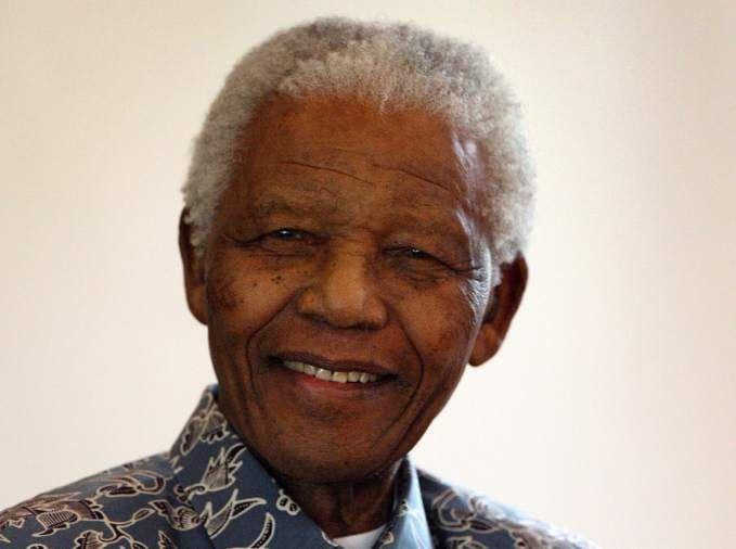 DO ISIDRO PARGA PONDAL: DÍA DA PAZ: NELSON MANDELA