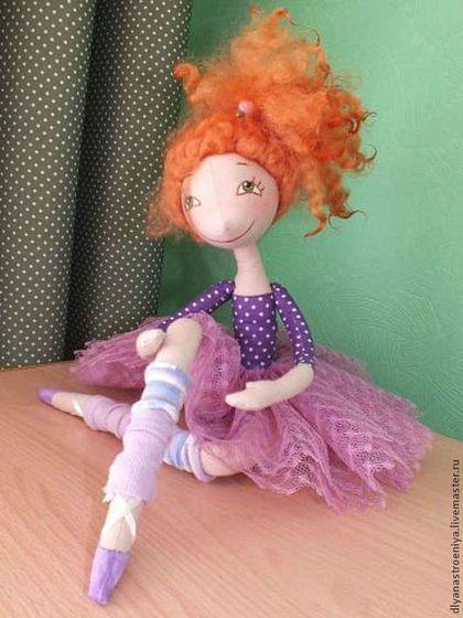 Куклы-балерины. Текстильная кукла. Тильды и т.п.. Обсуждение на LiveInternet…