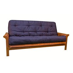 @Overstock - Stylish and quality futon is perfect the living room or guest room  Standard futon mattress is constructed with cotton and foam  Full standard size 8-inch thick futon mattresshttp://www.overstock.com/Home-Garden/Full-8-inch-Quality-Futon-Mattress/3065213/product.html?CID=214117 $119.99