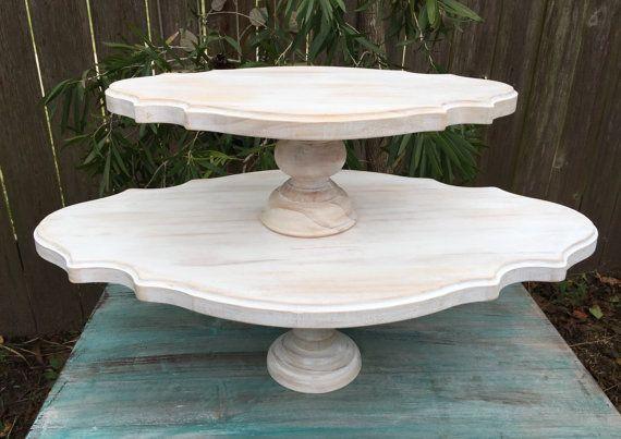 Cheap Pedestal Cake Plates