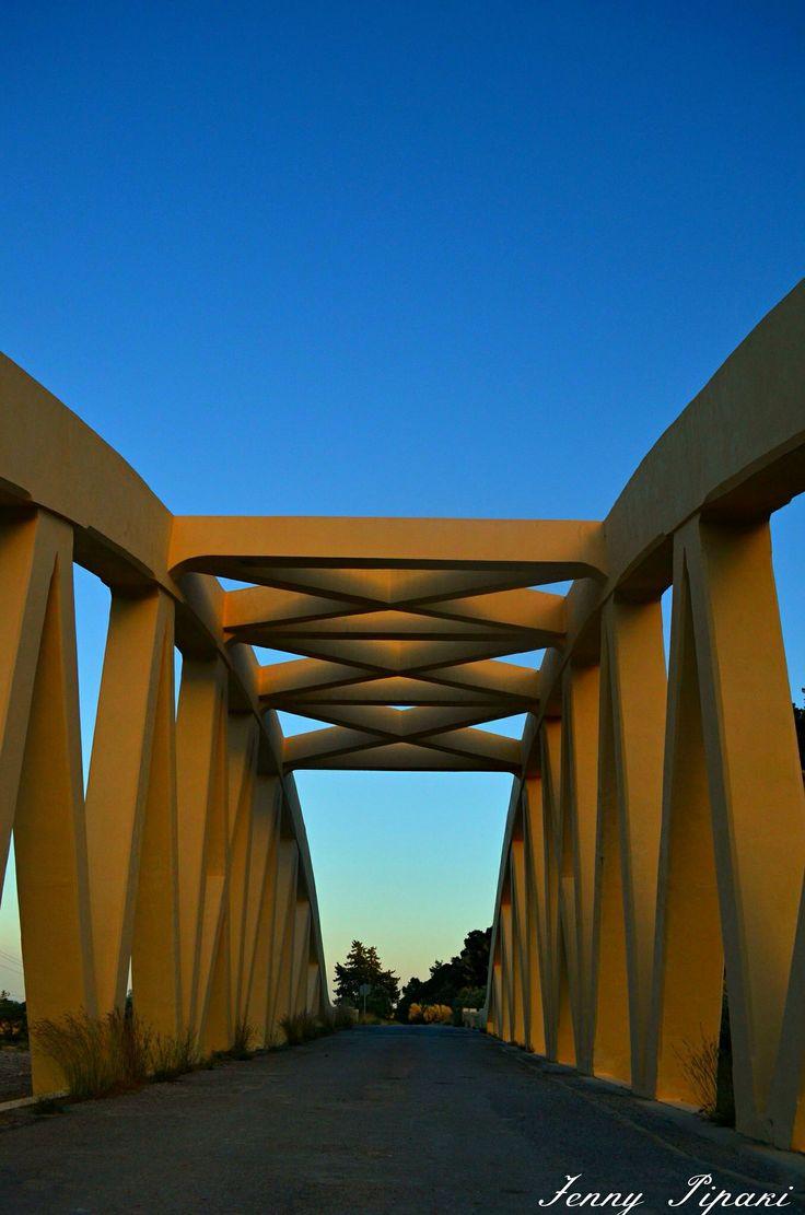 Bridge Masari Rhodes !!