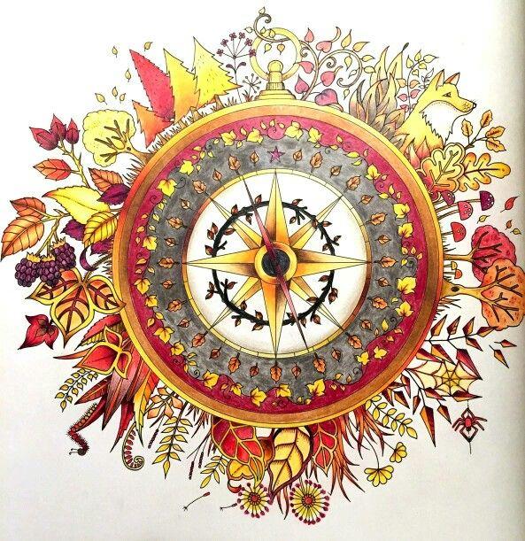 Google Search ColouringColoring BooksJohanna BasfordCompassForestsGoogle