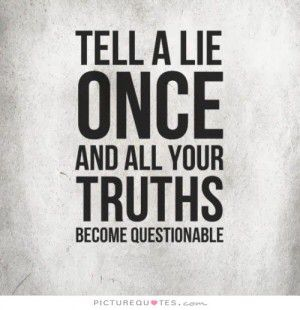 Understand integrity comes from within n some people are habitual liars n trust … – Freedom fifties Holistic Nutritional Coach