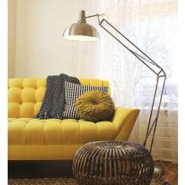 Adesso - 3366-22 - Atlas Floor Lamp $300.00 Lamps.com