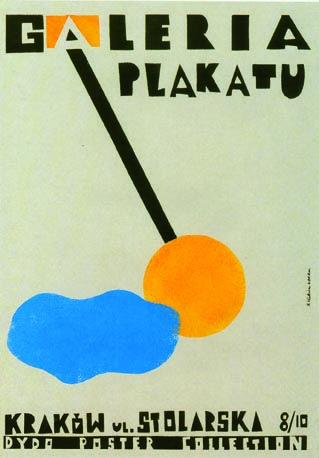 Kubica Sebastian, Galeria Plakatu (2001)