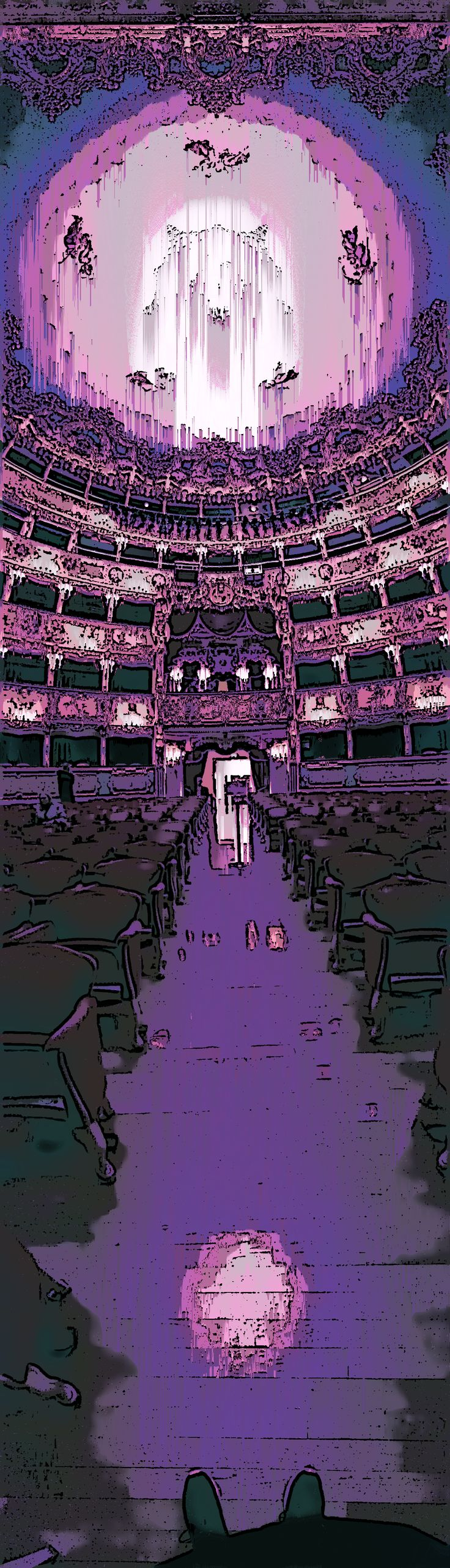 Venezia - Teatro La Fenice (i.redd.it) submitted by Billy-Milligan to /r/glitch_art 0 comments original   - #Art - Abstract Surreal and Fantasy Artists - #Drawings Doodles and Sketches - Oil and Watercolor #Paintings - Digital Arts - Psychedelic Illustrations - Imaginary Worlds Architecture Monsters Animals Technology Characters and Landscapes - HD #Wallpapers by Visualinspo
