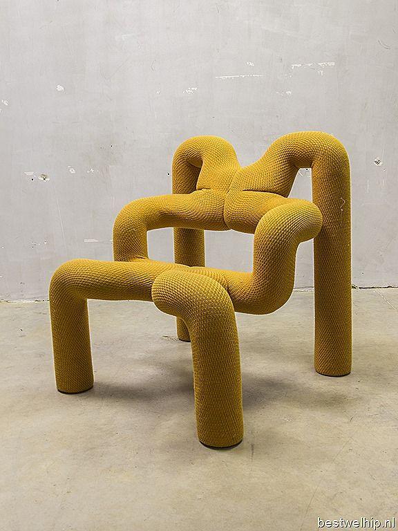 Ekstrem chair, Terje Ekstrøm Stokke Varier vintage chair
