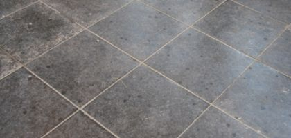 How to Clean Colored Tile Grout   eHow